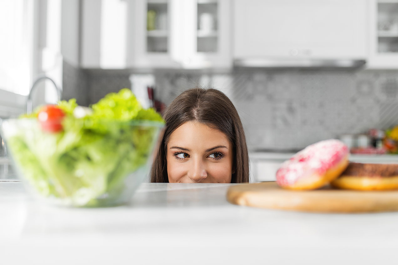 Fed Up with Food Cravings? Here's How to Beat Them
